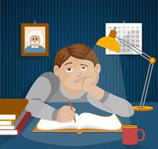 راه کارهای مبارزه با خستگی حین مطالعه